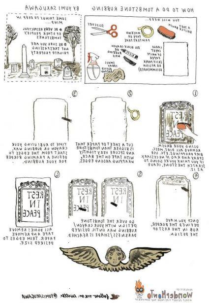 hur rengöra gravsten