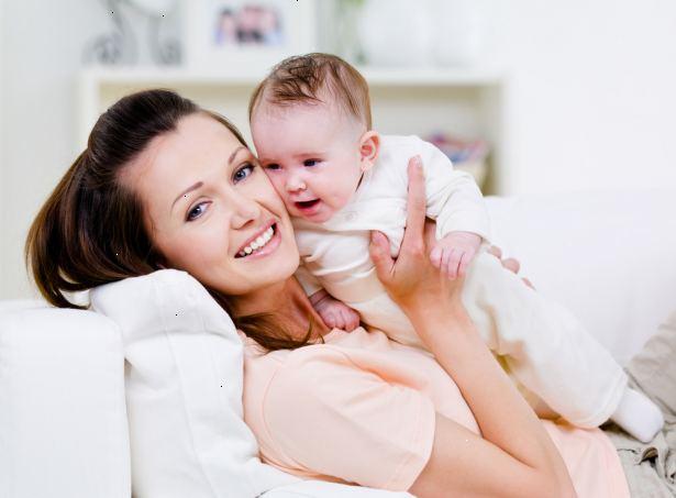 förhindra håravfall efter graviditet