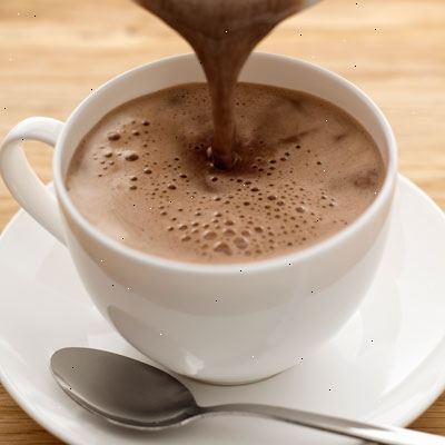 Varm choklad kakao